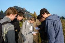 Adaptační kurz slaboproudařů v Krkonoších