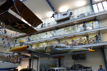 Exkurze v Národního technického muzeu