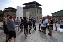 Linz a koncentrační tábor Madhausen