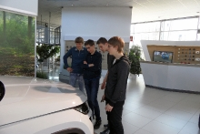 Návštěva muzea mladoboleslavské automobilky