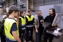 Stáž programování CNC strojů ve firmě KASPER