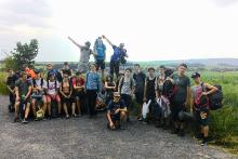 Zážitkový kurz na základně Bokouš 2017/2018