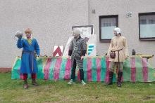 Bratři Langfelnerové nám ukázali středověk