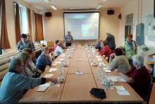 Exkurze Klubu seniorů na pracovišti pro praktické vyučování