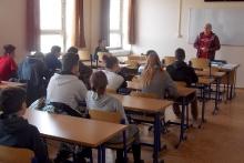 Exkurze žáků ZŠ z Radvanic