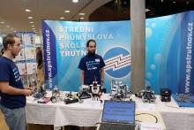 Výstava středních škol a zaměstnavatelů 2016