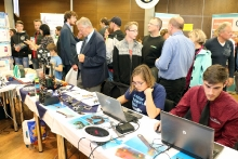 Výstava středních škol a zaměstnavatelů 2017