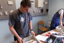 Soutěž odborných dovedností oboru Elektrikář - silnoproud 2016/2017