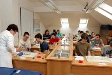 Učebny a laboratoře